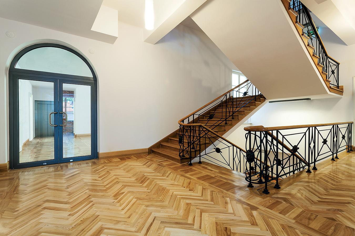 Jaseňové drevené podlahy