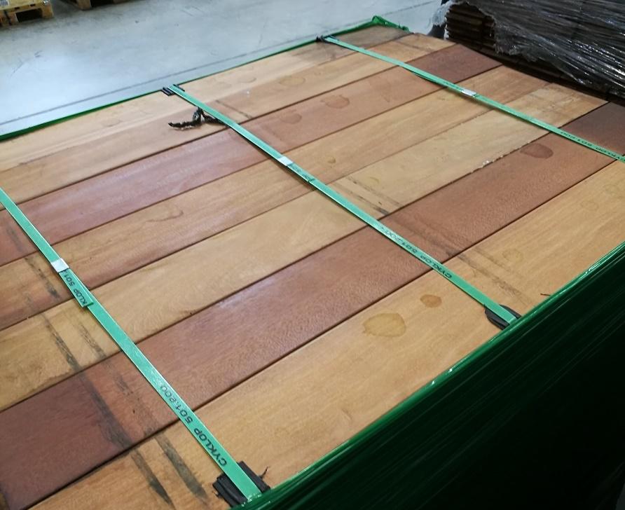 Tatajuba plotový obklad, terasové dosky